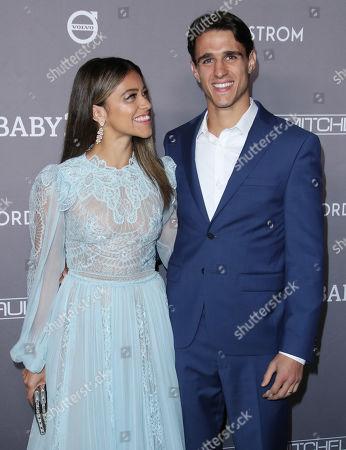 Gina Rodriguez and husband Joe LoCicero