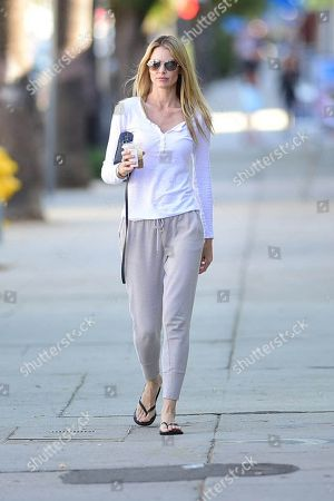 Editorial image of Paige Butcher out and about, Los Angeles, USA - 09 Nov 2019