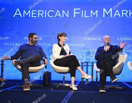 Editorial image of Audiences Want More: Bringing Diverse Projects to the Marketplace with ReFrame, American Film Market 2019, Loews Hotel, Santa Monica, Los Angeles, USA - 09 Nov 2019