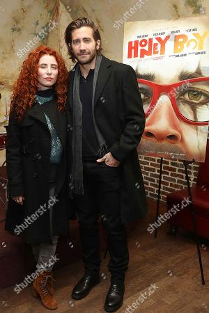 Alma Har'el (Director) and Jake Gyllenhaal