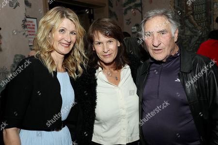 Laura Dern, Cathryn Hirsch and Judd Hirsch