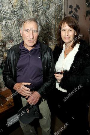 Judd Hirsch and Cathryn Hirsch