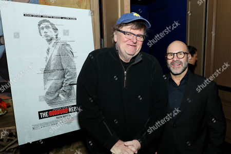 Editorial picture of The New York Special Screening of Amazon's 'The Report', USA - 09 Nov 2019