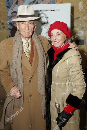 Gay Talese with wife