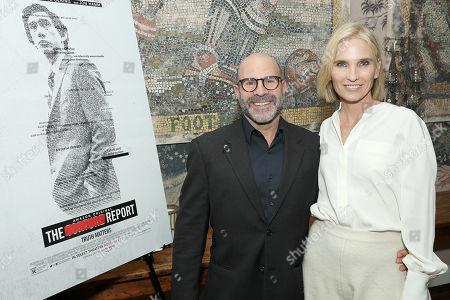 Scott Z Burns (Producer, Director) and Jennifer Fox (Producer)