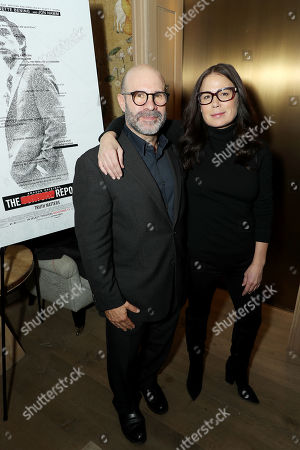 Editorial photo of The New York Special Screening of Amazon's 'The Report', USA - 09 Nov 2019