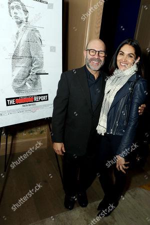 Scott Z Burns (Producer, Director) and Lela Loren