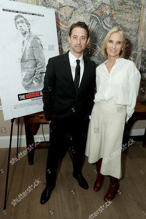Daniel J Jones and Jennifer Fox (Producer)
