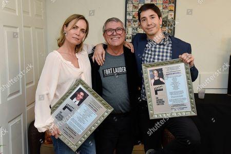 Radha Mitchell, Gregory von Hausch and Justin Long