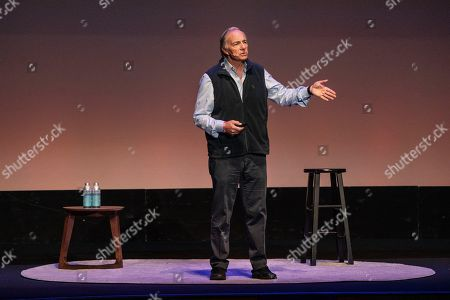 Ray Dalio seen on day two of Summit LA19 in Downtown Los Angeles, in Los Angeles