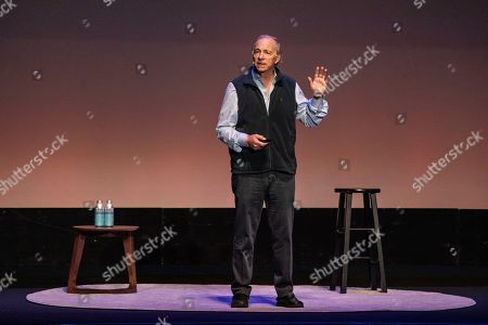 Stock Picture of Ray Dalio seen on day two of Summit LA19 in Downtown Los Angeles, in Los Angeles