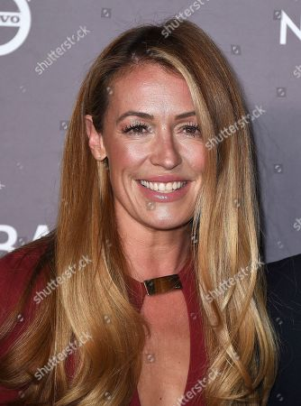Cat Deeley arrives at the 2019 Baby2Baby Gala, in Culver City, Calif