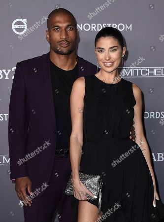 Larry English, Nicole Williams-English. Larry English and Nicole Williams-English arrive at the 2019 Baby2Baby Gala, in Culver City, Calif