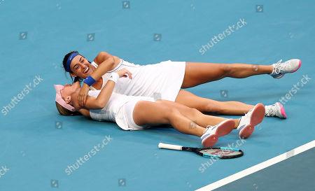 Editorial picture of Fed Cup Final tennis torunament in Perth, Australia - 10 Nov 2019