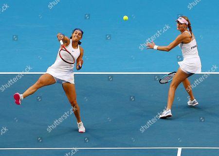 Editorial image of Fed Cup Final tennis torunament in Perth, Australia - 10 Nov 2019