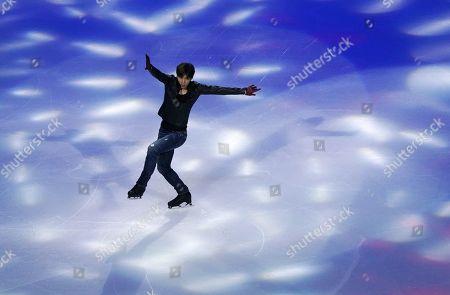 Editorial image of China ISU Figure Skating Grand Prix in Chongqing - 10 Nov 2019
