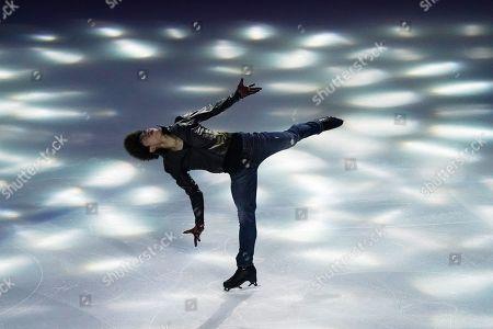 Editorial photo of China ISU Figure Skating Grand Prix in Chongqing - 10 Nov 2019