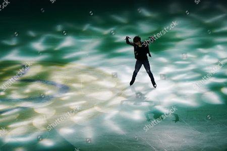 Editorial picture of China ISU Figure Skating Grand Prix in Chongqing - 10 Nov 2019