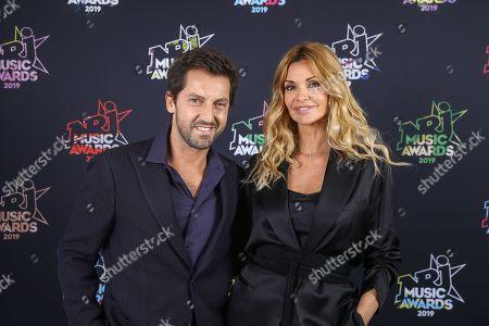 Editorial photo of 21st NRJ Music Awards, Press Room, Cannes, Paris - 09 Nov 2019