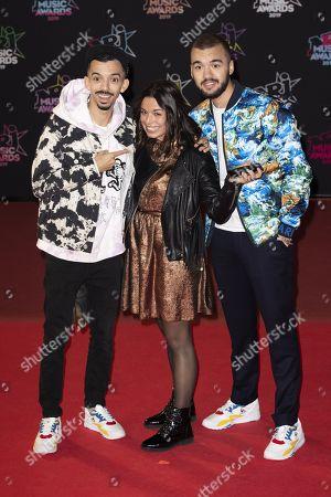Editorial photo of 21st NRJ Music Awards, Arrivals, Cannes, Paris - 09 Nov 2019