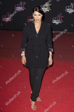Editorial picture of 21st NRJ Music Awards, Arrivals, Cannes, Paris - 09 Nov 2019