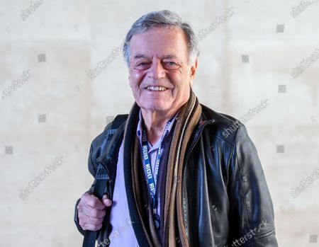 Editorial picture of Tony Blackburn out and about, London, UK -10 Nov 2019