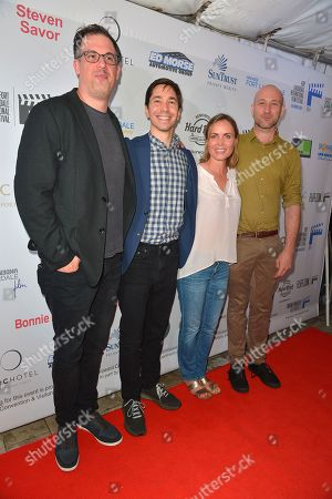 Editorial photo of 'Celeste' and 'Safe Spaces' film screening, Fort Lauderdale International Film Festival, USA - 09 Nov 2019