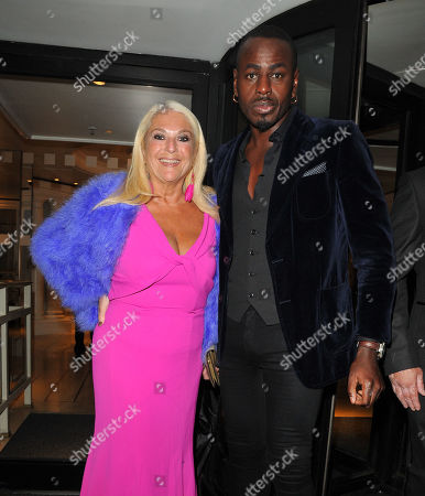 Editorial picture of The Children with Cancer UK Ball, JW Marriott Grosvenor House London - 09 Nov 2019