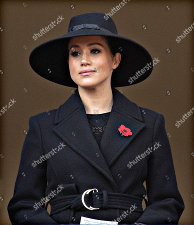 Meghan Duchess of Sussex.