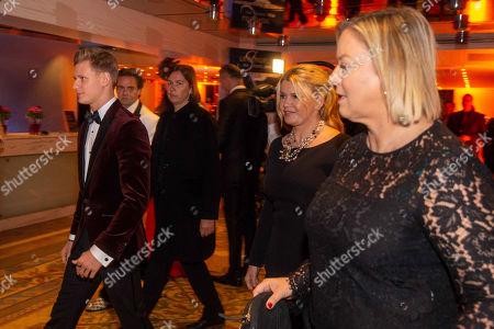 Mick Schumacher, Corinna Schumacher, Sabine Kehm