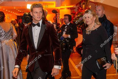 Mick Schumacher, Corinna Schumacher