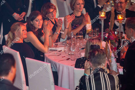 Corinna Schumacher, Sabine Kehm, Mick Schumacher