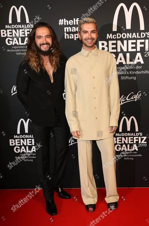 Tom Kaulitz and Bill Kaulitz