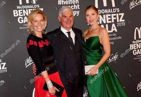Editorial image of Ronald McDonald House Charity, Hotel Bayerischer Hof, Munich, Germany - 09 Nov 2019