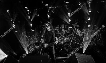 Tom Araya and Paul Bostaph of Slayer