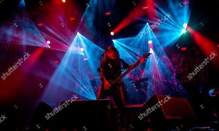 Stock Image of Tom Araya and Paul Bostaph of Slayer