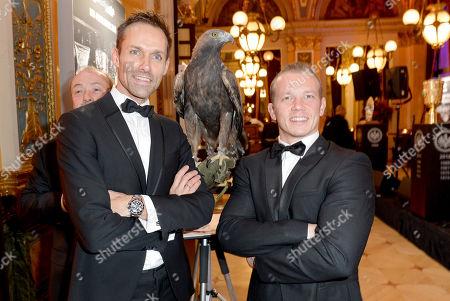Fabian Hambüchen and Sven Hannawald