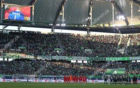 Editorial photo of VfL Wolfsburg vs Bayer 04 Leverkusen, Germany - 10 Nov 2019