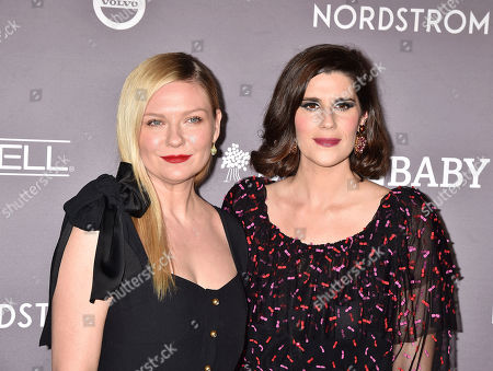 Kirsten Dunst and Laura Mulleavy