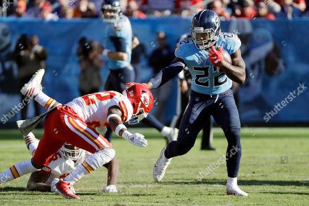 Editorial picture of Chiefs Titans Football, Nashville, USA - 10 Nov 2019