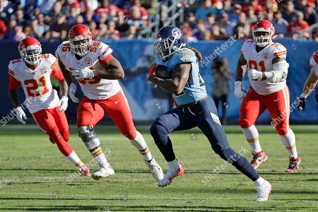 Editorial image of Chiefs Titans Football, Nashville, USA - 10 Nov 2019