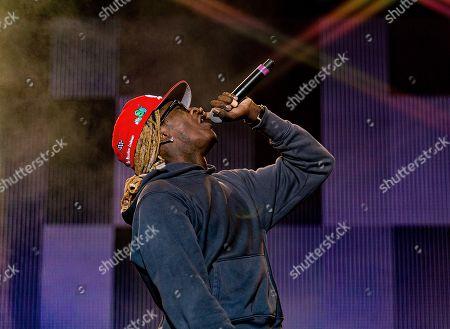 Stock Photo of Young Thug