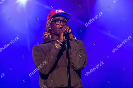 Stock Picture of Young Thug