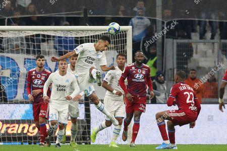Editorial photo of Soccer League One, Marseille, France - 10 Nov 2019