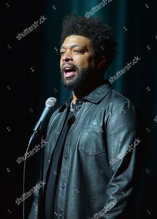 Editorial image of Miami Comedy Jam, James L. Knight Center, Florida, USA - 09 Nov 2019