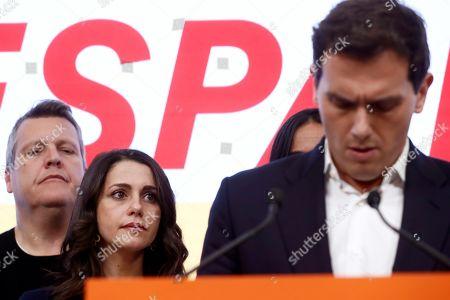 Editorial image of Ciudadanos sinks with 10 seats, Madrid, Spain - 10 Nov 2019
