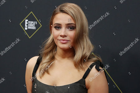 Stock Image of Josephine Langford