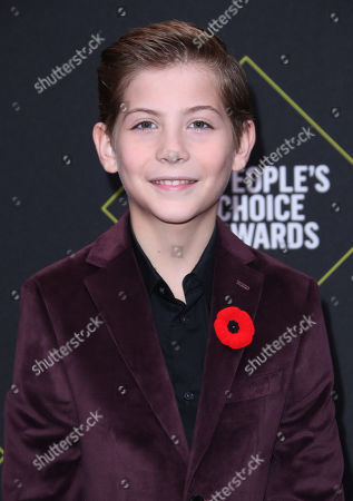 Stock Photo of Jacob Tremblay