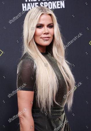 Stock Image of Khloe Kardashian