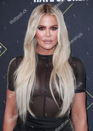 Stock Photo of Khloe Kardashian